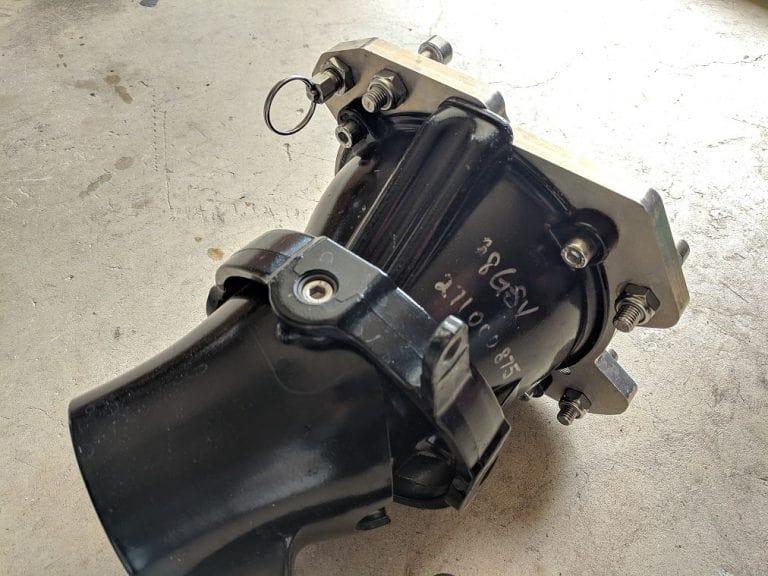 Quick Connect Steering Adaptor 4