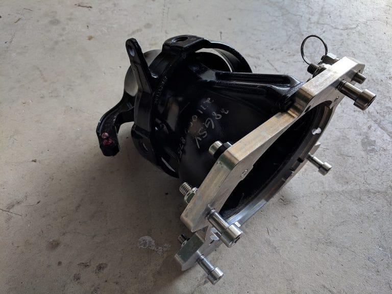 Quick Connect Steering Adaptor 5