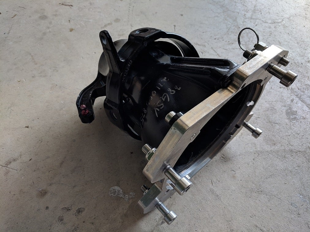 Assembling the Quick Disconnect Steering 2