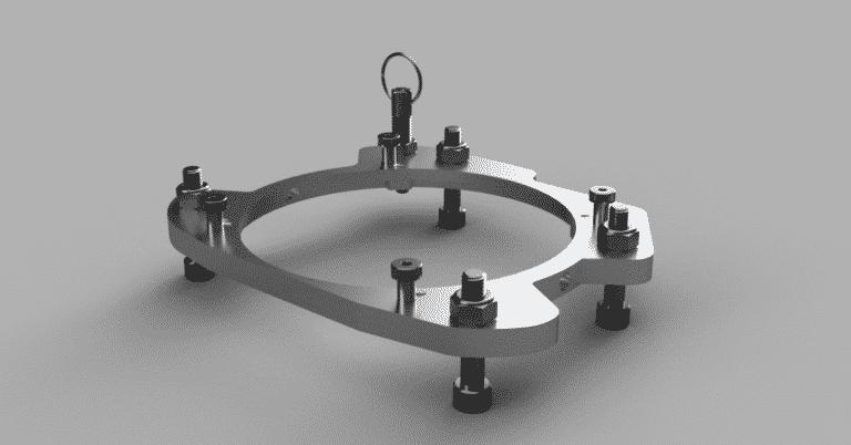 Quick Connect Steering Adaptor 3